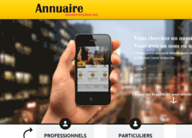 annuaire-telephone.org