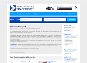 annuaire-transports.fr
