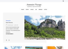 annuaire-voyage.info