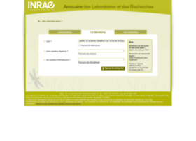 annuaire.inra.fr