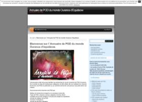 annuairepodouranos.unblog.fr