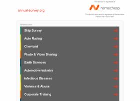 annual-survey.org
