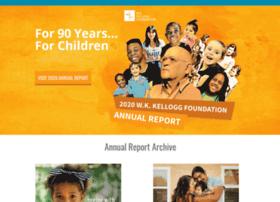 annualreport.wkkf.org