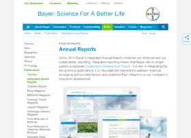 annualreport2010.bayer.com