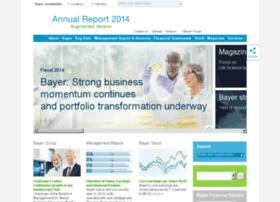annualreport2014.bayer.com