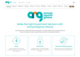 annualreportsghana.com