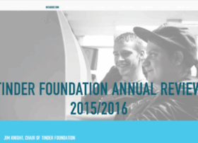 annualreview.tinderfoundation.org