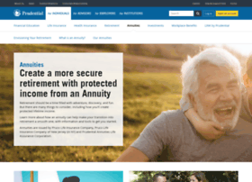 annuities.prudential.com