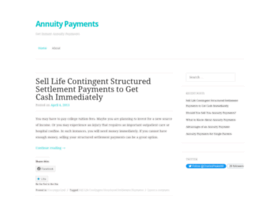 annuitypayments1.wordpress.com