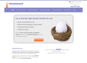 annuitysearch.co.uk