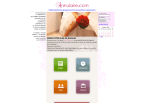 annulaire.com