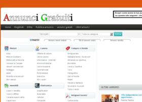 annunci.gratuiti.org