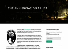 annunciationtrust.org.uk