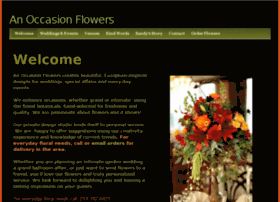 anoccasionflowers.com