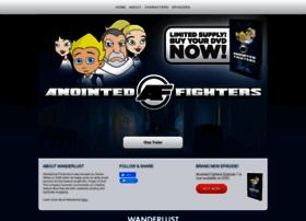 anointedfighters.wpfilm.com