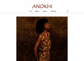 anokhi.com