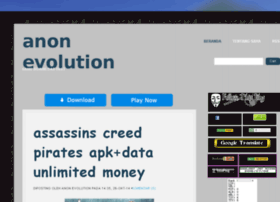 anonevolution.heck.in