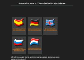 anonimiza.com