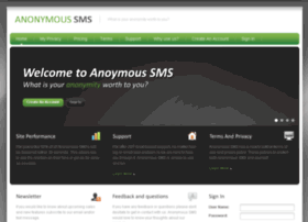 anonymoussms.ca