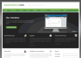 anonymoussms.com.au