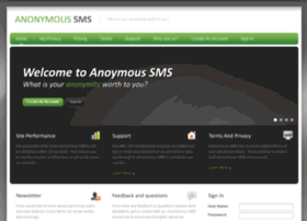 anonymoussms.us