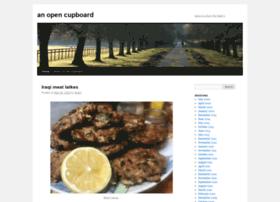 anopencupboard.com