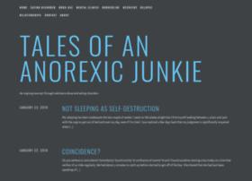 anorexicjunkie.com