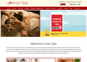 anorspa.com