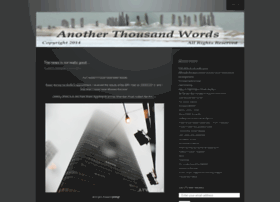 anotherthousandwords.wordpress.com