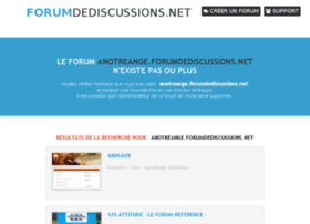 anotreange.forumdediscussions.net