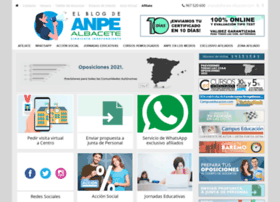 anpe-albacete.com