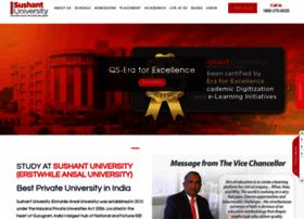 ansaluniversity.edu.in