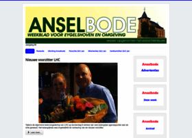 anselbode.com