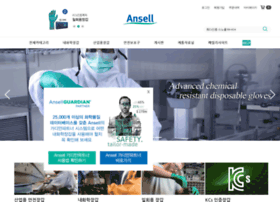 ansell.co.kr