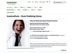 anselmamusic.com