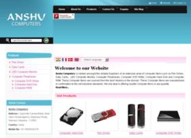 anshucomputers.com