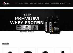 ansinutrition.com