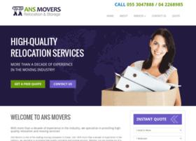 ansmovers.com