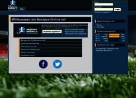anstoss-online.de