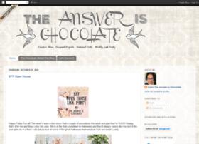 answerischocolate.blogspot.com