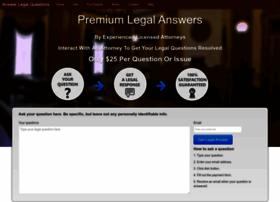 answerlegalquestions.com