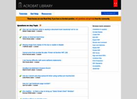 answers.acrobatusers.com