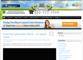 answers.elawsuitloans.com