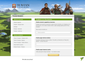 answers.travian.lt