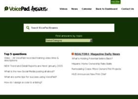 answers.voicepad.com