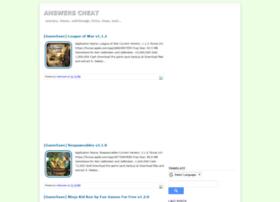 answerscheat.blogspot.com