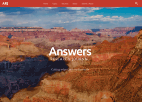 answersresearchjournal.org