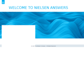 answerstest.nielsen.com