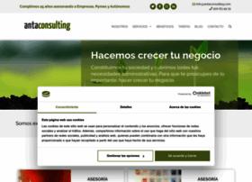 antaconsulting.es