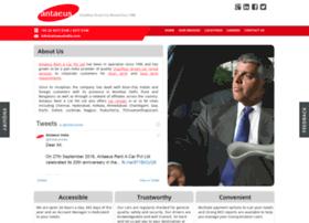antaeusindia.com